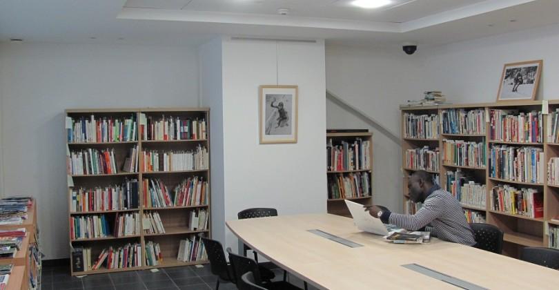 Photo centre de ressources